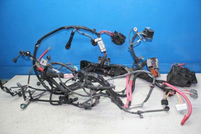 Renault Fluence L30 1 5 Dci Bj 10 Engine Wiring Harness
