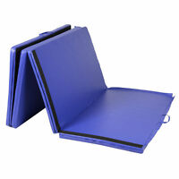 Goplus Folding Exercise Mat