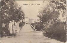 GALLESE - PORTA URBANA (VITERBO) 1918