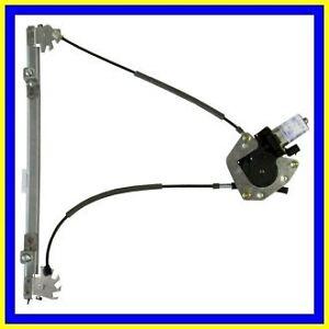mecanisme leve vitre electrique avant gauche avec moteur renault clio 2 3 portes ebay. Black Bedroom Furniture Sets. Home Design Ideas