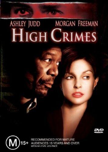 1 of 1 - High Crimes DVD