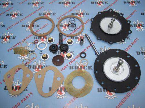 1940-1951 Buick Fuel Pump Rebuilding KitComplete KitDouble ActionAC