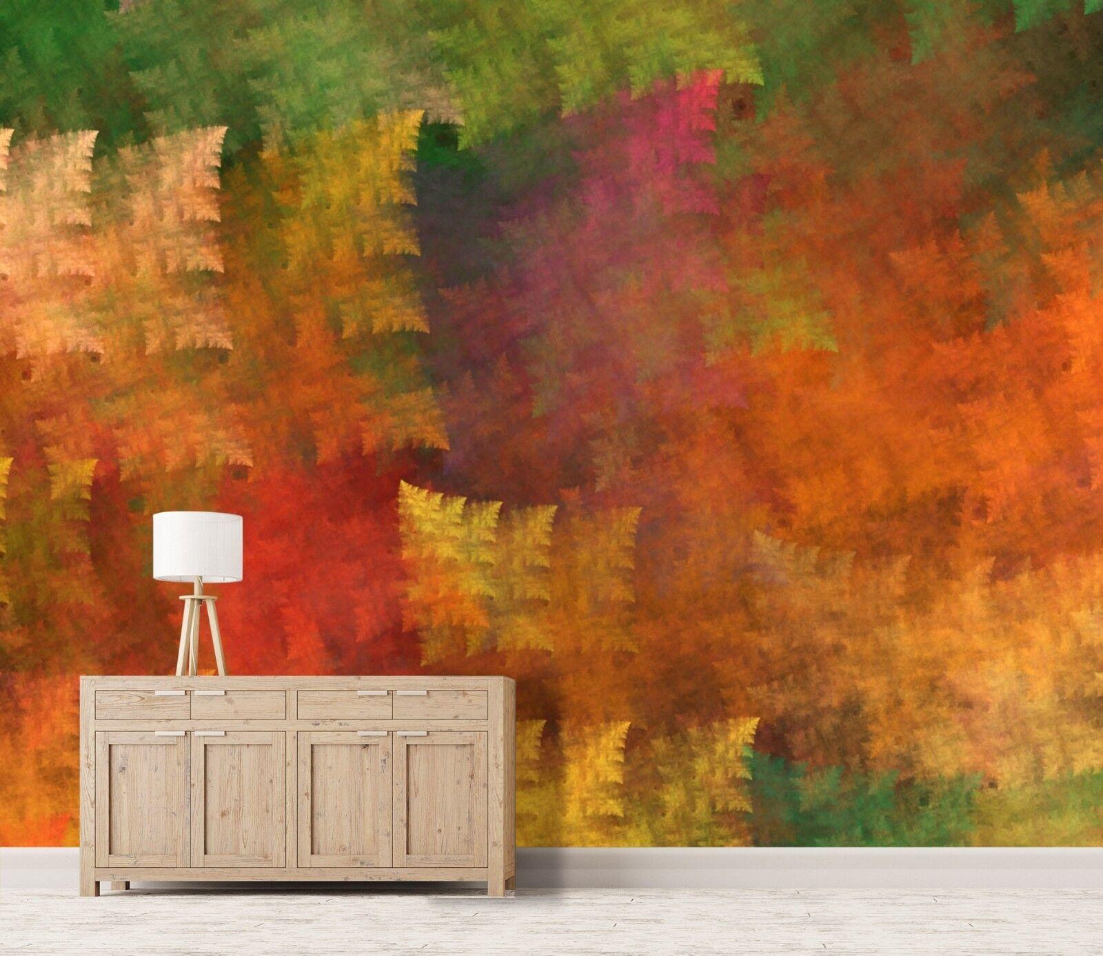 3D 3D 3D colore dipinto Murales Adesivo Per Pareti 74 muro di carta stampa murales UK Jenny 4510f1