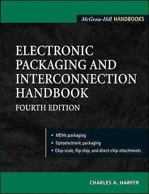 1 of 1 - Electronic Packaging and Interconnection Handbook-ExLibrary