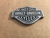 1 Harley Davidson Gas Tank Gas Cap Logo 3m Emblem Decal Nameplate Sm