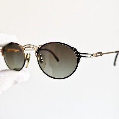 Adattabile Occhiali Da Sole Viennaline Gold Filled Round Oval Sunglasses Vintage Steampunk