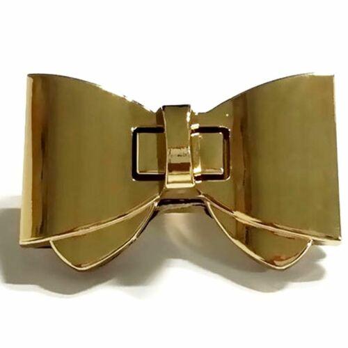 1 Saetze Geldboerse Twist Drehverschluss Golden Haken Box Verschluesse Vers L1B8