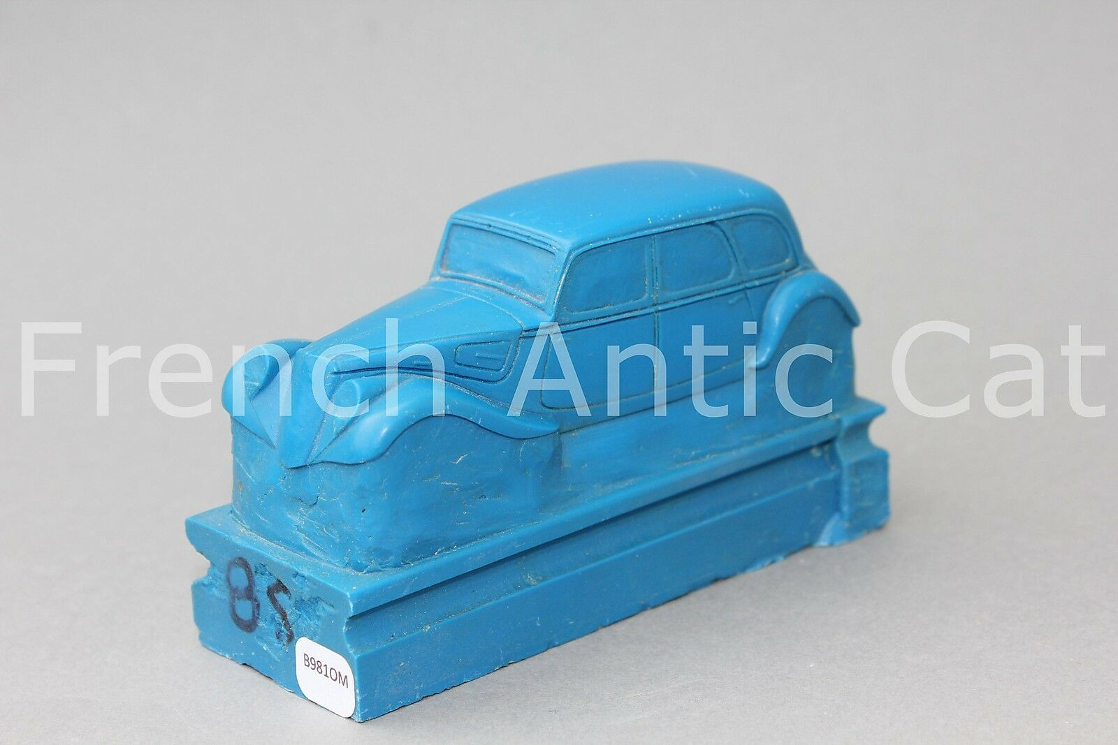 Raro Modelo Matrix Resina Citroen Traction 22 Cv Familiar 1 43 Heco Matrix Om