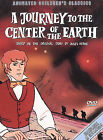 Journey To The Center Of The Earth (Animated) (DVD, 2003)