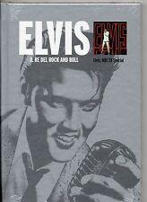 ELVIS PRESLEY BOOK + CD NBC TV Special ABBIN Sorrisi MADE in ITALY 2010 sealed