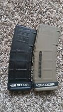 "300 AAC BAND - 458 SOCOM  ""BLACKBAND"" FOR MAGS IN BLACK/WHITE  ""ORIGINAL"""