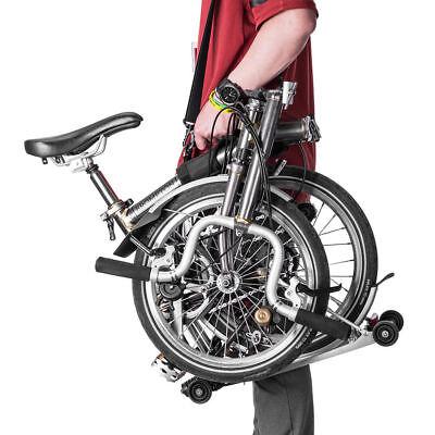 Rockbros Brompton Carry Handle Folding Bike Frame Carry Shoulder Strap UK  STOCK | eBay