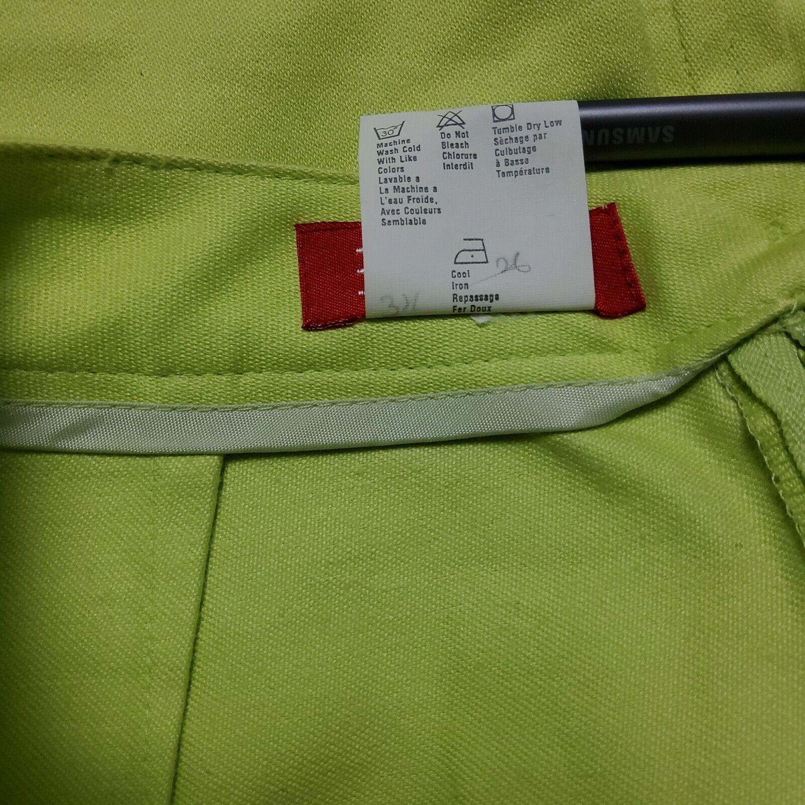 Esprit Neon Green Skirt - image 6