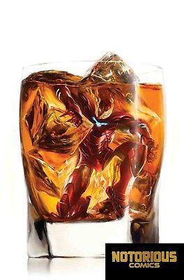Tony Stark Iron Man #10 Marvel Comics 1st Print EXCELSIOR BIN