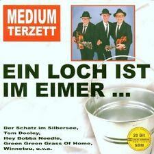 Medium-Terzett Ein Loch ist im Eimer (compilation, 22 tracks, 2000) [CD]