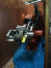 Robot Arm Abb Irb 6600 Plasma Cutter With 3hac 17484 Motors And Full Kit