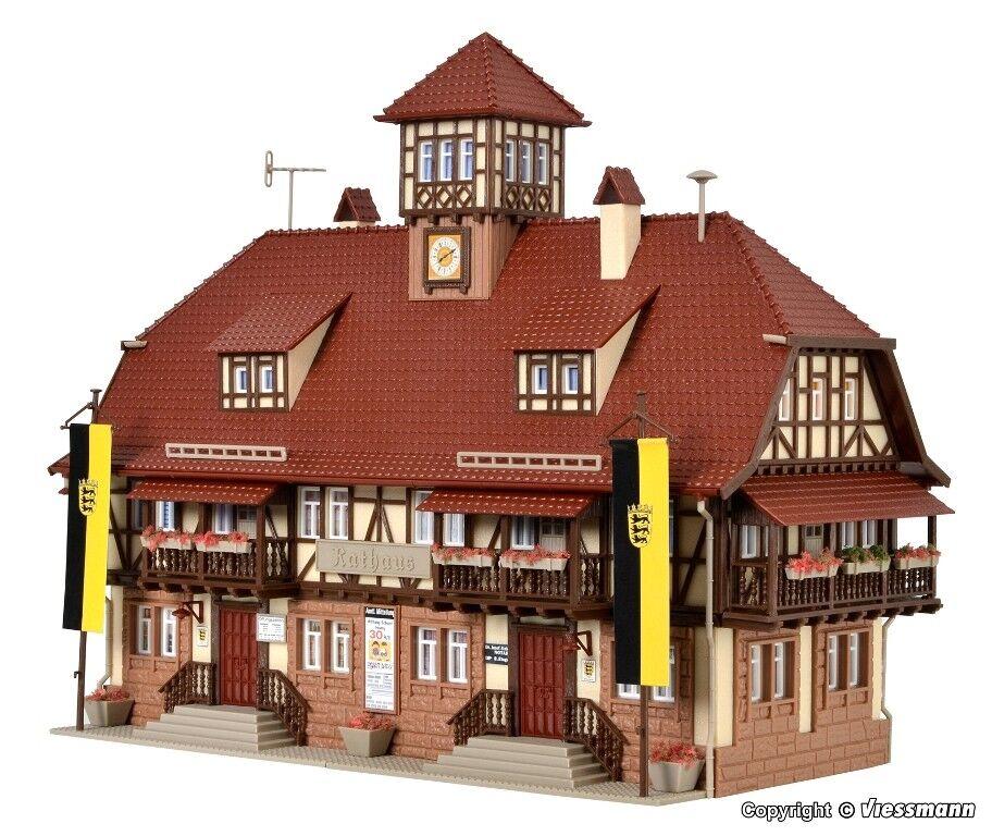 HS Vollmer 43690  Rathaus Fürstenberg  Bausatz Bausatz Bausatz bf4380