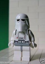 LEGO Star Wars-Personaggio-Snowtrooper per Set 4483, 8129, 7749, 7879, 7666, 10178