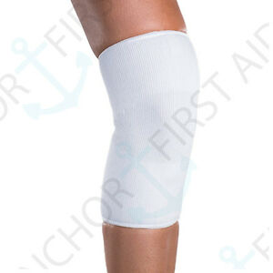 Small Knee Support Sock Elastic Bandage Sports Injury Sore Muscle