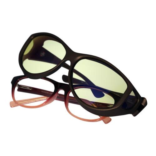 Autobrille Nachtsfahrtbrille Sonnenbrille Cocoons Nightdrive mit Etui NEW#