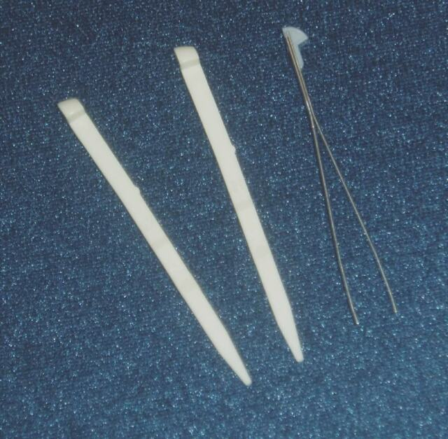 Victorinox Swiss Army Knife Combo Large Tweezers-Toothpick OEM Parts Original