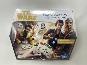 New-Star-Wars-Sabacc-Card-Game-Han-Solo-By-Hasbro-Gaming-Disney-Ages-10