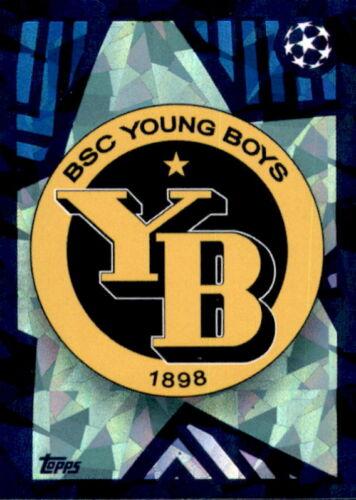 Club Logo Sticker 545 Topps Champions League 18//19