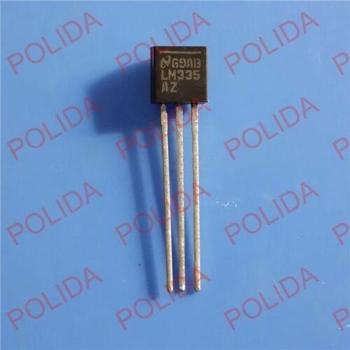 10PCS Precision Temperature Sensor IC NSC TO-92 LM335AZ LM335AZ//NOPB LM335A