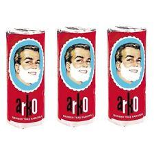ARKO BARBER`S SHAVING SOAP 3 X 75.gr TURKEY BARBER SOAP / OLDSKOOL- shaving soap