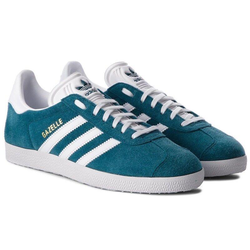 Adidas gacela b41654 señores zapatillas original zapatillas deporte mar Color nuevo