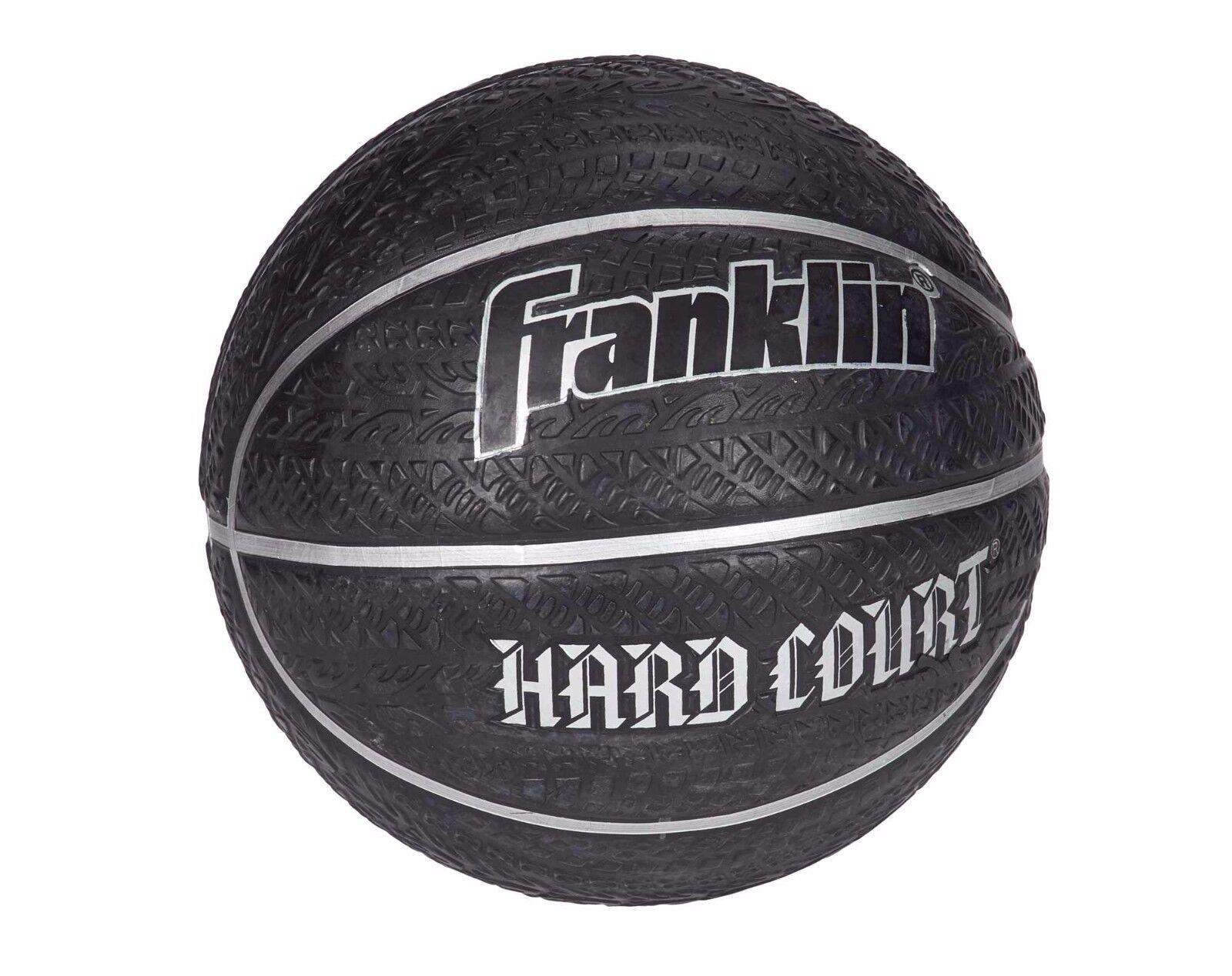 Franklin Hard Basket-Ball, Court ® Basket-Ball, Hard Official Size-Basket-ball e3e38c