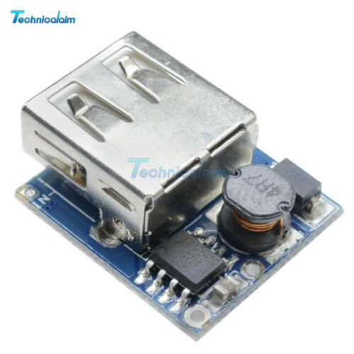 5V 18650 Lithium Protection Board Power Boost Module Step Up Battery Charger