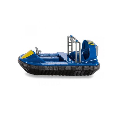 "Siku 0890 Hovercraft /""Polizei/"" blau Blister ° Modellfahrzeug NEU"