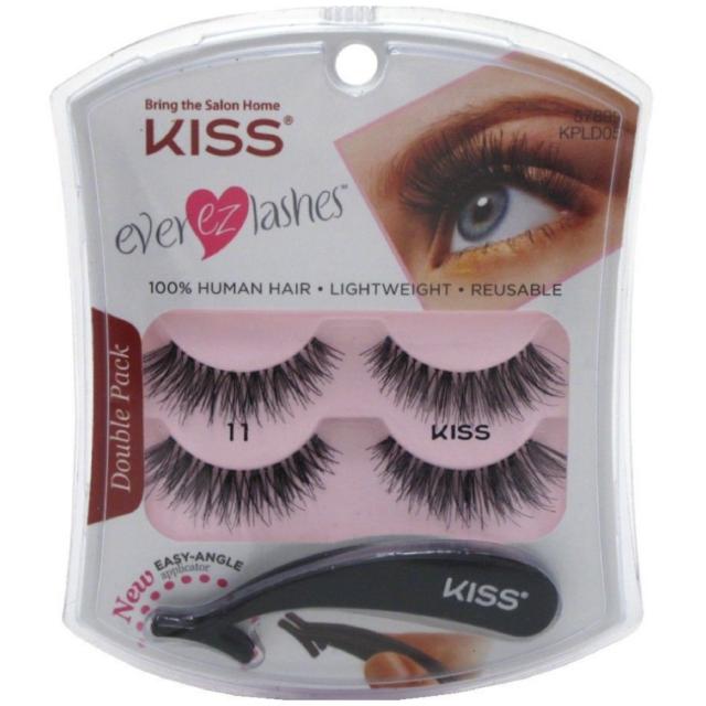 Kiss Ever Ez Lashes 11 2 Ea Ebay