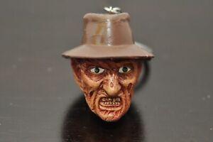 Rare-Freddy-Krueger-A-Nightmare-On-Elm-Street-Keyring-Keychain-Horror-Monster
