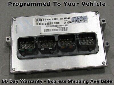 *REPAIR SERVICE* PCM ECM ECU ENGINE MODULE COMPUTER 5.7L 08 09 11 DODGE DURANGO