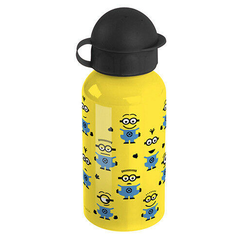 DESPICABLE ME MINION DRINK BOTTLE BPA Free 500 ml Flask