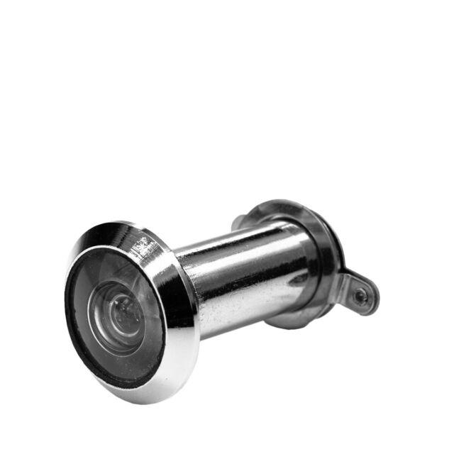Home Türspion Zinklegierung Spion Türsicherung für 50-90mm Tür Sichtwinkel 200°