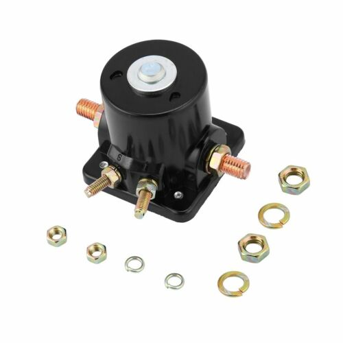 New Starter Solenoid Switch Relay for Johnson OMC Evinrude Outboard Motor BUL4