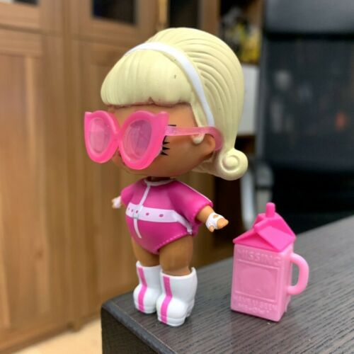 Limited LOL Surprise Punk Boi Boy UNICORN Splatters Queen Doll toys Authentic!