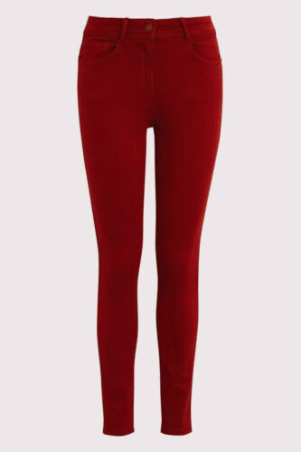 Womens Ex-Next Skinny Denim Jeans Ladies Soft Touch Slim Fit Sizes 6 to 22