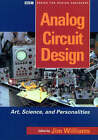 Analog Circuit Design: Art, Science and Personalities by Elsevier Science & Technology (Paperback, 1991)