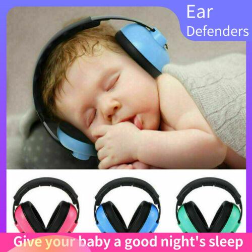 Baby Gehörschutz Faltbar 0-2 Jahre Kleines Kind Lärmschutz Ohrenschützer ABS PU