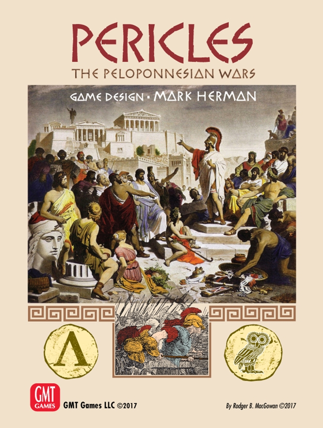 Pericles: The Peloponnesian Wars, NEW