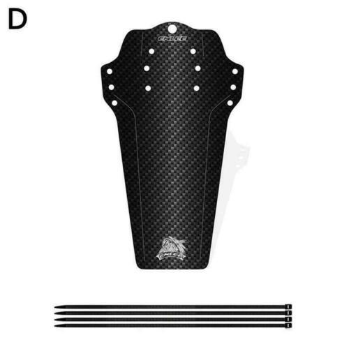 BEST MTB Mudguards Front /& Rear Set Road Bike Tyre Fender Splash Tire Mud X0X6