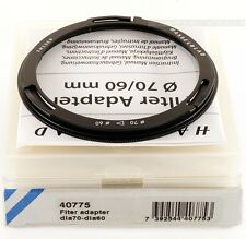HASSELBLAD Filter ADAPTER B70 to B60 for Distagon 50 CFi Planar FE 110 Sonnar