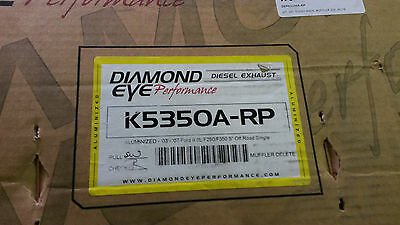 Diamond Eye K5350A Turbo-Back Exhaust Kit
