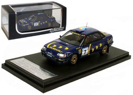 HPI 8184 SUBARU LEGACY RS NEW ZEALAND RALLY 1993-Colin McRae SCALA