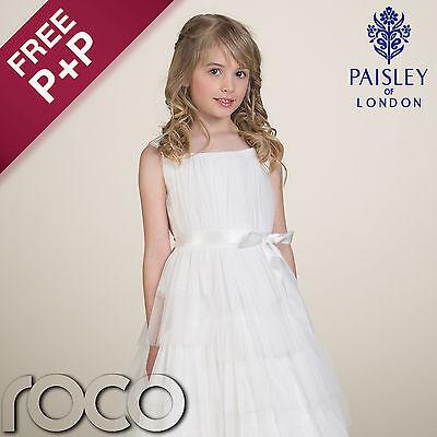 Girls Ivory Dress, Bridesmaid Dresses, Prom Dresses, Dresses For Girls