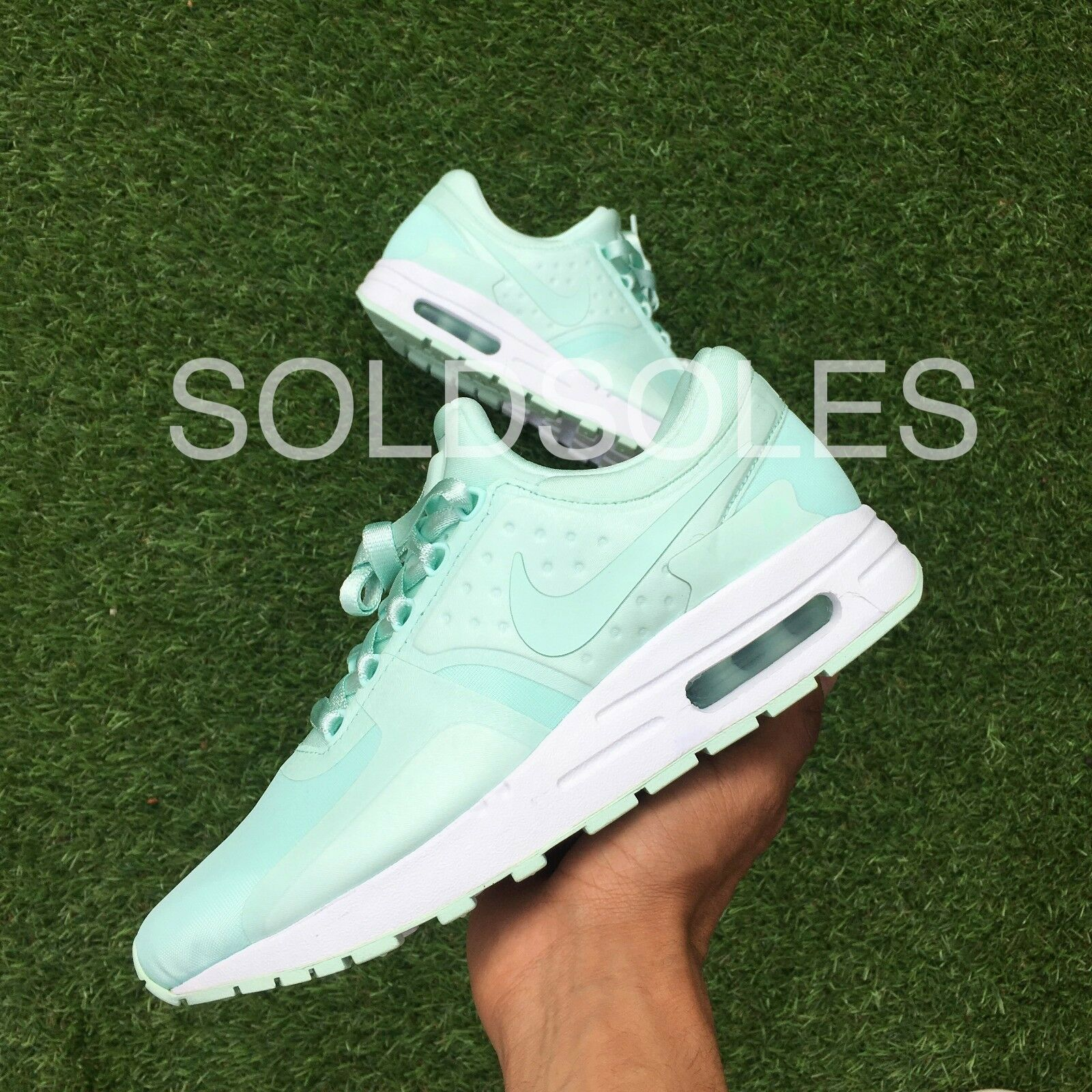 Nike Air Max Zero Glacier Green GS   Junior Sizes